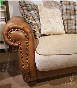 Leather Sofa Repair Chair